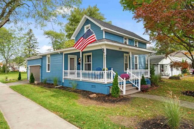 702 E 5th Street, Auburn, IN 46706 (MLS #202143087) :: TEAM Tamara