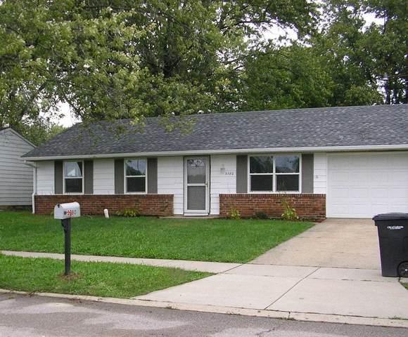 3780 Kimberly Drive, Lafayette, IN 47905 (MLS #202143102) :: The Romanski Group - Keller Williams Realty