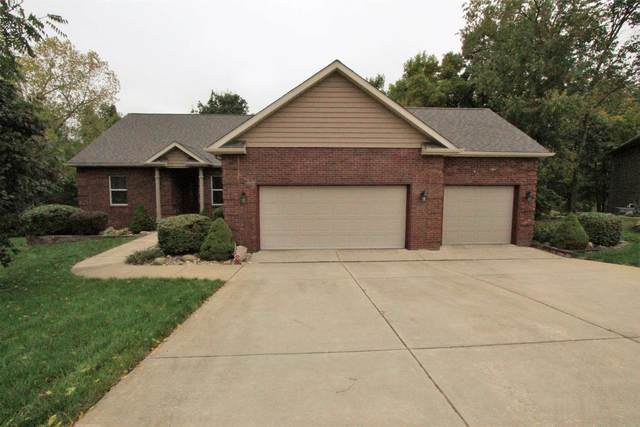 2492 Clallam Court, West Lafayette, IN 47906 (MLS #202143196) :: The Carole King Team