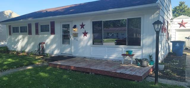 210 W Wharton Drive, Marion, IN 46952 (MLS #202143198) :: The Carole King Team