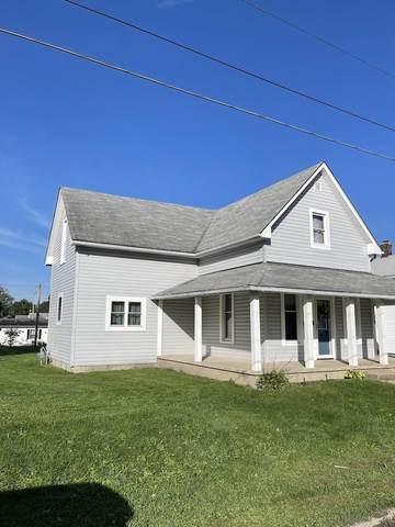 456 Sims Street, Frankfort, IN 46041 (MLS #202143221) :: The Romanski Group - Keller Williams Realty