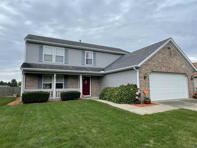 5101 Wolflake Drive, Lafayette, IN 47905 (MLS #202143223) :: The Carole King Team