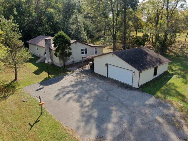 418 Angela Drive, Dale, IN 47523 (MLS #202143267) :: The Hill Team