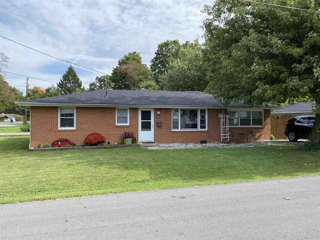 2603 E 8th Street, Anderson, IN 46012 (MLS #202143317) :: RE/MAX Legacy