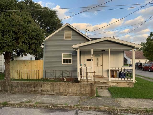 359 S 7th Street, Frankfort, IN 46041 (MLS #202143360) :: The Romanski Group - Keller Williams Realty
