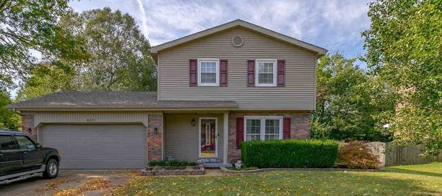 8431 Sycamore Drive, Newburgh, IN 47630 (MLS #202143377) :: The Hill Team