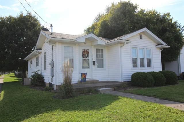1323 Audubon Road, New Castle, IN 47362 (MLS #202143419) :: RE/MAX Legacy