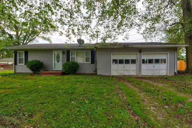 8953 W County Road 75 N, Richland, IN 47634 (MLS #202143426) :: The Hill Team