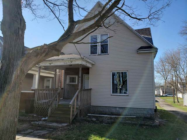 411 E King Street, Garrett, IN 46738 (MLS #202143437) :: TEAM Tamara