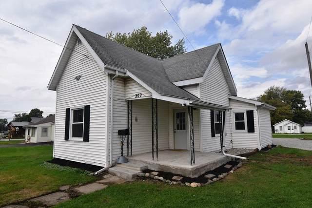 202 Blinn Avenue, Frankfort, IN 46041 (MLS #202143478) :: The Romanski Group - Keller Williams Realty