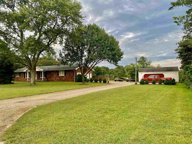 9058 S 1075 Road, Owensville, IN 47665 (MLS #202143495) :: The Hill Team