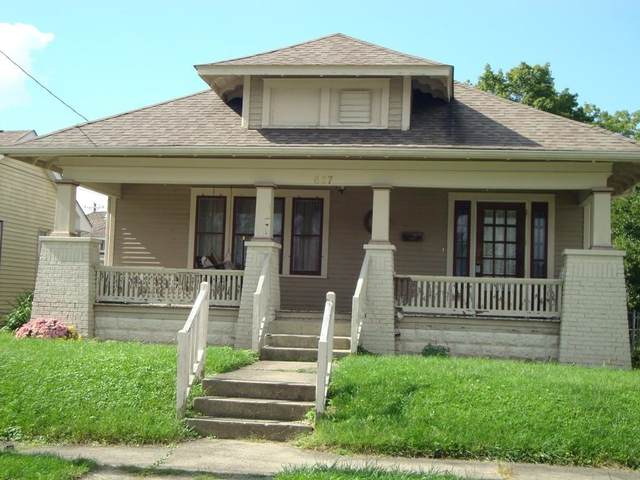 627 S 17th Street, New Castle, IN 47362 (MLS #202143549) :: RE/MAX Legacy