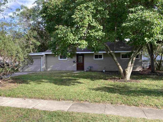 1100 Riverton Drive, West Lafayette, IN 47906 (MLS #202143589) :: The Romanski Group - Keller Williams Realty