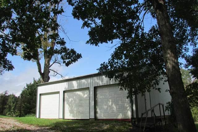11406 Rader Lane, Solsberry, IN 47459 (MLS #202143611) :: Anthony REALTORS
