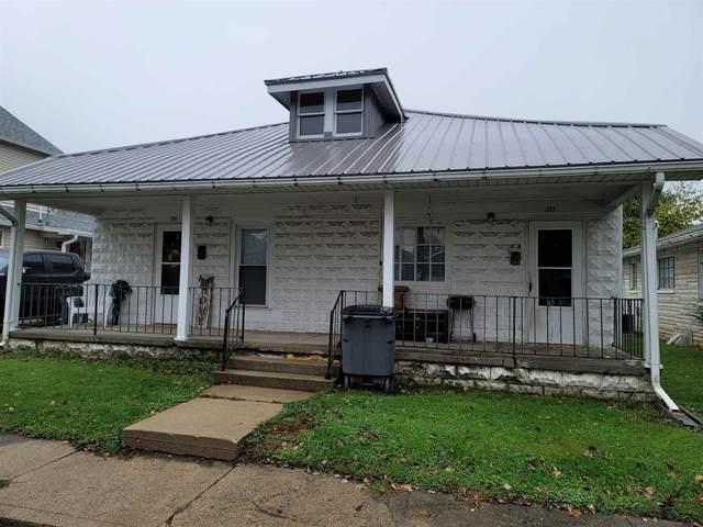 311-313 Walnut Street, Tipton, IN 46072 (MLS #202143625) :: The Romanski Group - Keller Williams Realty