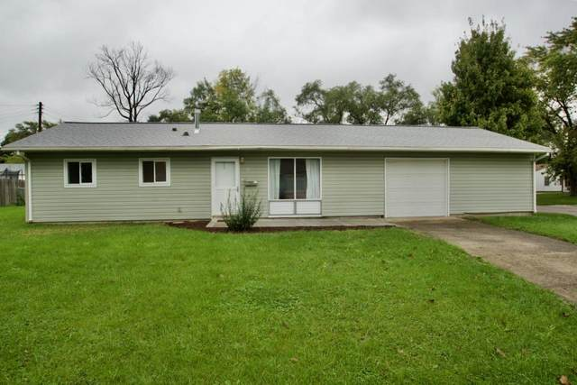 1420 Holly Drive, Lafayette, IN 47909 (MLS #202143645) :: The Romanski Group - Keller Williams Realty