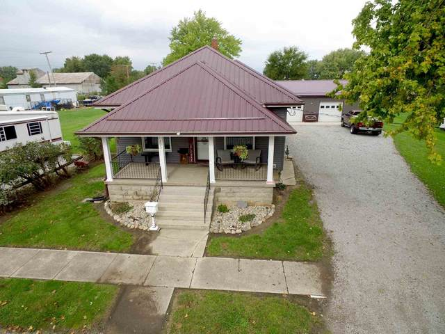 205 E South Railroad Street, Idaville, IN 47950 (MLS #202143658) :: The Romanski Group - Keller Williams Realty