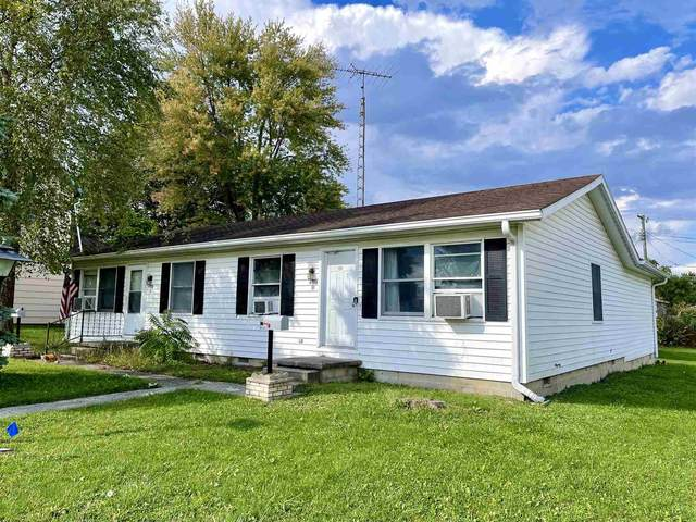 419 E Water Street, Hartford City, IN 47348 (MLS #202143682) :: Aimee Ness Realty Group