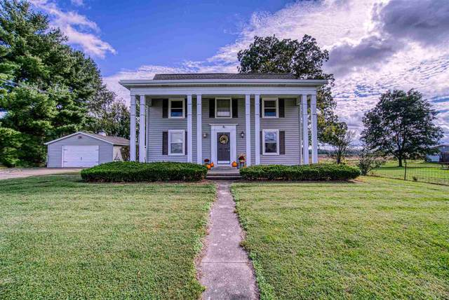 3001 Donner Road, Wadesville, IN 47638 (MLS #202143714) :: The Hill Team