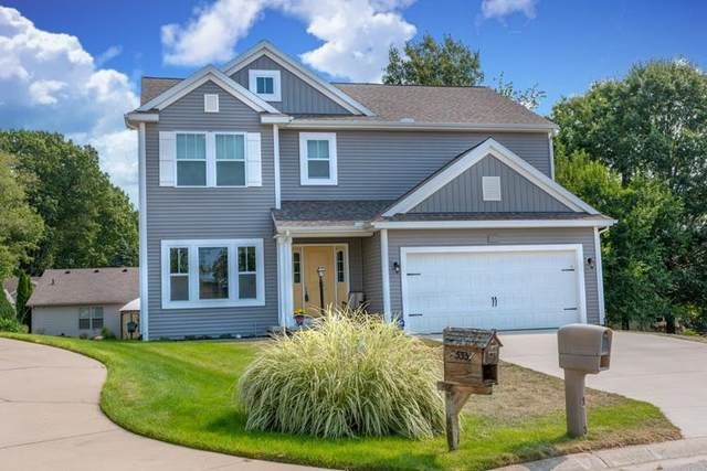 25534 Shady Tree Court, South Bend, IN 46628 (MLS #202143743) :: JM Realty Associates, Inc.