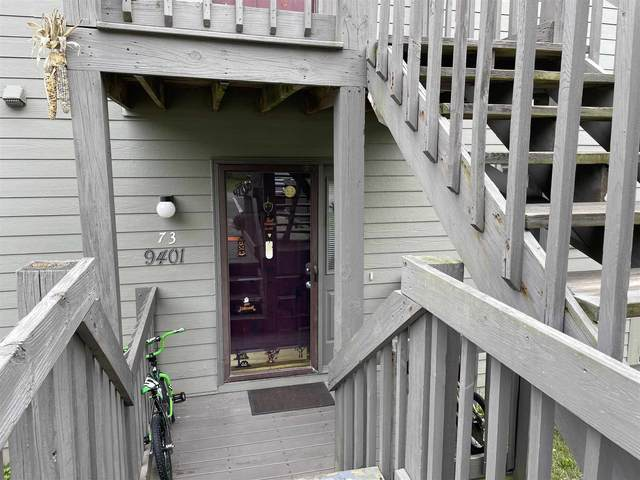 9401 S Pointe Retreat Drive #73, Bloomington, IN 47401 (MLS #202143768) :: JM Realty Associates, Inc.