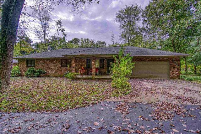 3722 N State Road 61, Boonville, IN 47601 (MLS #202143825) :: The Hill Team