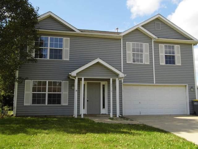 2310 Wake Robin Drive, West Lafayette, IN 47906 (MLS #202143871) :: The Romanski Group - Keller Williams Realty