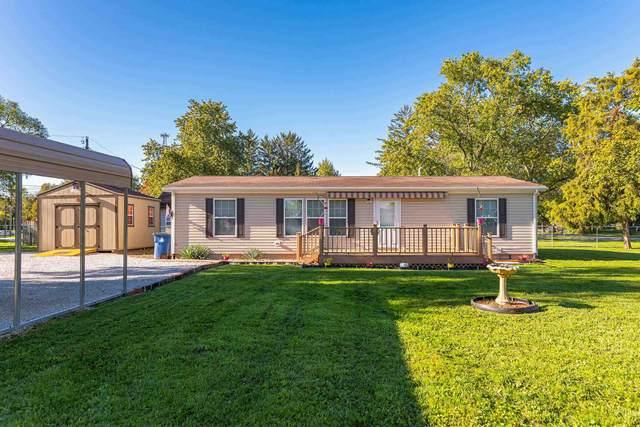 1503 Mason Boulevard, Marion, IN 46953 (MLS #202143879) :: The Romanski Group - Keller Williams Realty