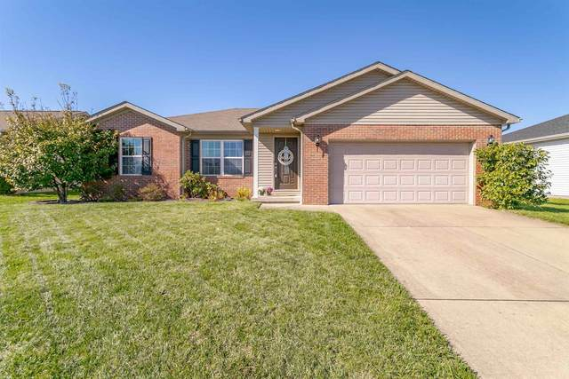 12504 Rolling Meadows Drive, Evansville, IN 47725 (MLS #202143894) :: The Hill Team