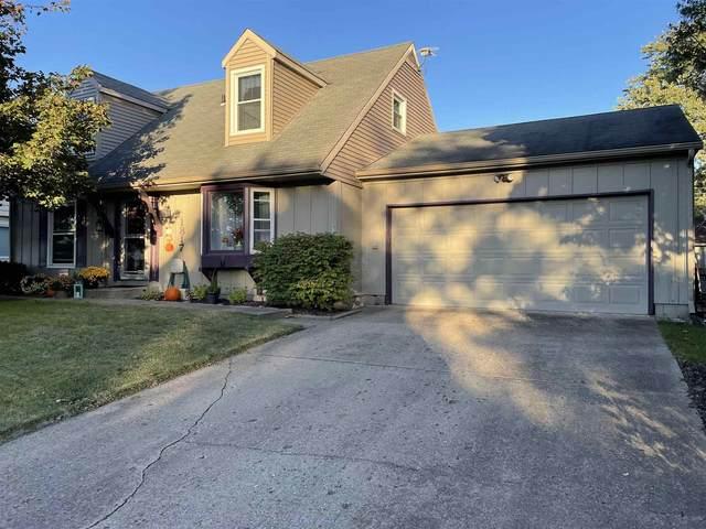 1817 Platte Drive, Lafayette, IN 47905 (MLS #202143915) :: The Romanski Group - Keller Williams Realty