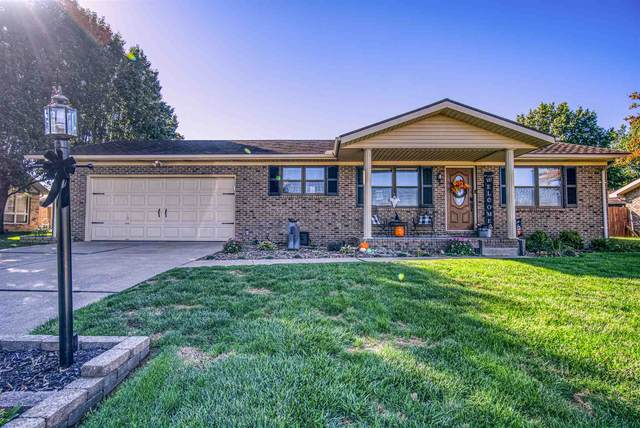 404 Southwind Avenue, Mount Vernon, IN 47620 (MLS #202143955) :: The Hill Team
