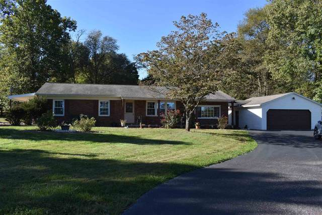 2833 E Old Degonia Road, Boonville, IN 47601 (MLS #202143967) :: The Hill Team