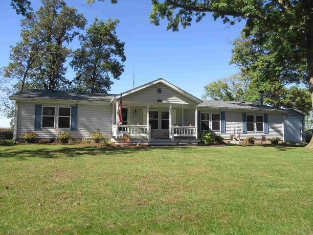4114 N Raccoon Circle, Monticello, IN 47960 (MLS #202143972) :: The Romanski Group - Keller Williams Realty