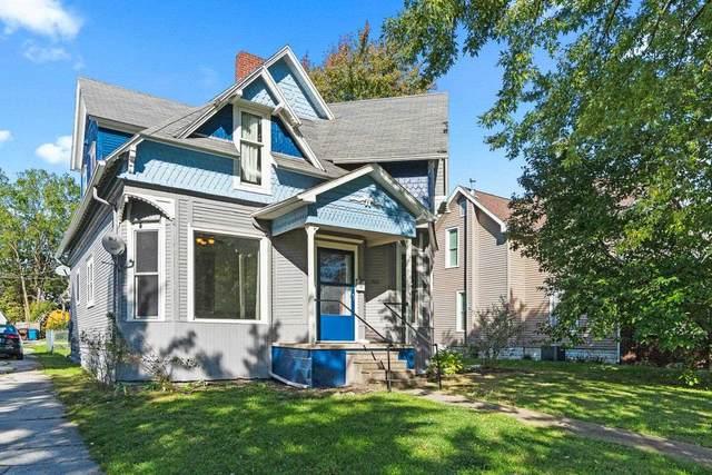 360 W 7th Street, Auburn, IN 46706 (MLS #202144016) :: Parker Team