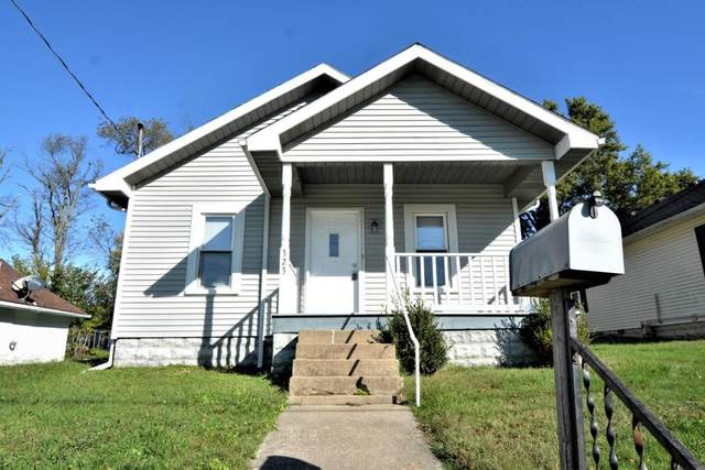 323 W Cherry Street, Oakland City, IN 47660 (MLS #202144025) :: The Hill Team