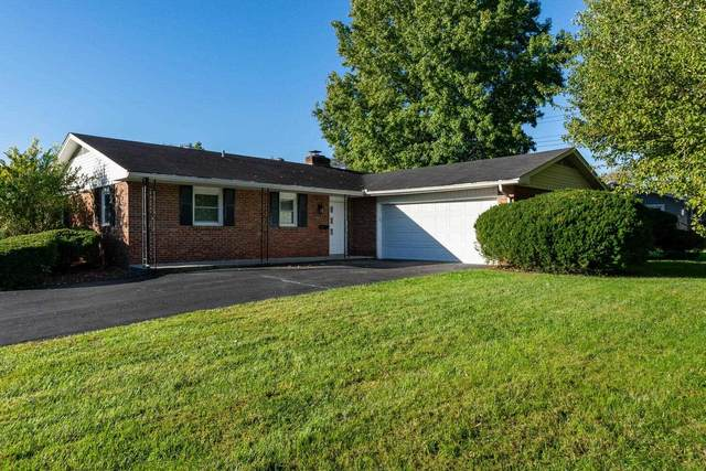 708 S Harvey Drive, Bloomington, IN 47403 (MLS #202144026) :: The Hill Team