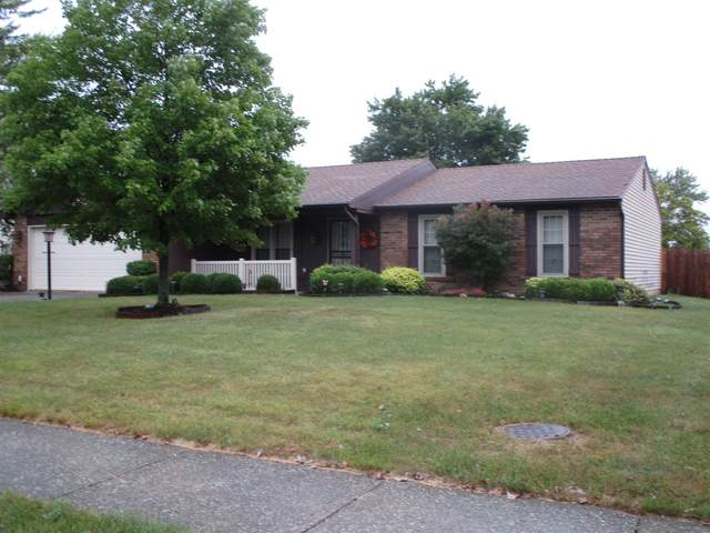 2710 Mounded Court, Fort Wayne, IN 46815 (MLS #202144033) :: The Hill Team
