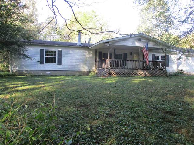 1184 S County Road 100 W Road, Rockport, IN 47635 (MLS #202144036) :: The Hill Team