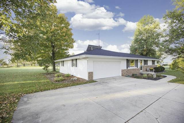 16760 State Road 4, Goshen, IN 46528 (MLS #202144082) :: Aimee Ness Realty Group