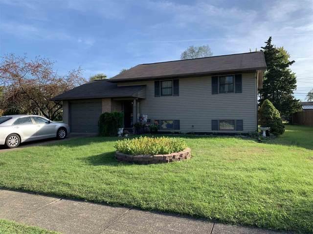 600 Greenleaf Drive, Evansville, IN 47710 (MLS #202144228) :: JM Realty Associates, Inc.