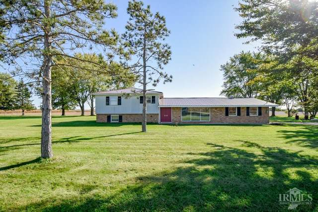 10975 W County Road 850 N, Gaston, IN 47342 (MLS #202144379) :: The ORR Home Selling Team