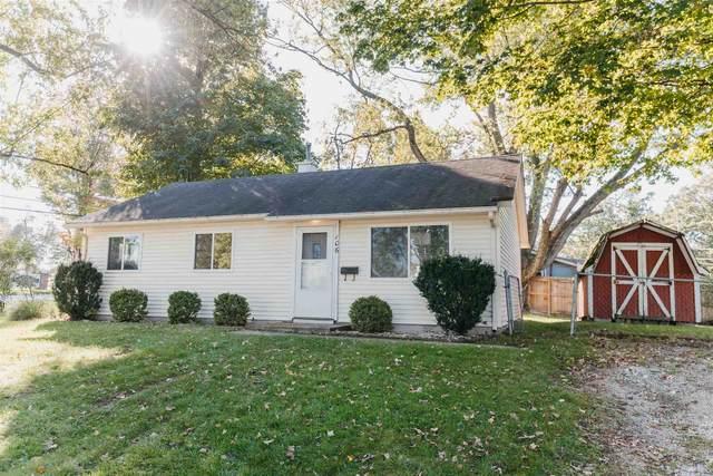 106 Heatherwood Lane, New Haven, IN 46774 (MLS #202144441) :: TEAM Tamara