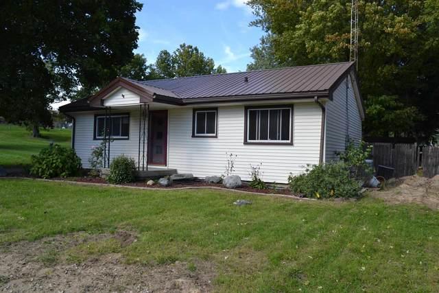 402 S Beach Drive, Monticello, IN 47960 (MLS #202144658) :: The Romanski Group - Keller Williams Realty