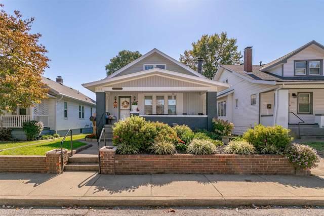 3010 W Michigan Street, Evansville, IN 47712 (MLS #202144706) :: Aimee Ness Realty Group