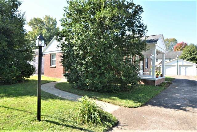 223 S Parker Drive, Evansville, IN 47714 (MLS #202144718) :: JM Realty Associates, Inc.