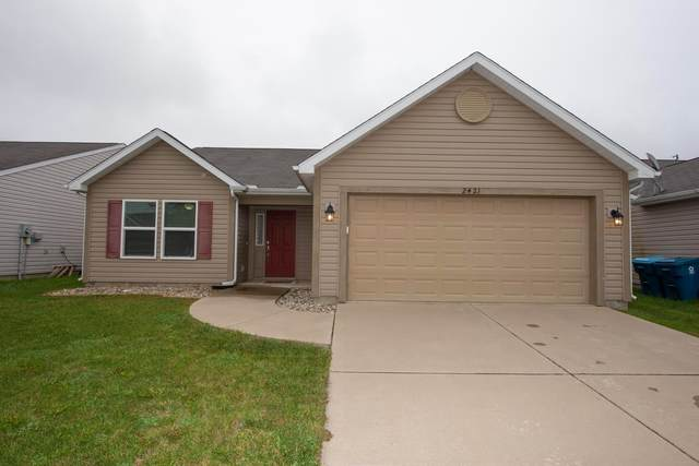 2421 Fleming Drive, West Lafayette, IN 47906 (MLS #202144750) :: RE/MAX Legacy