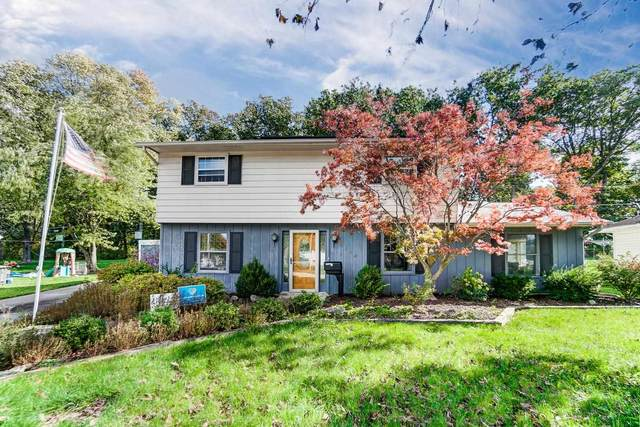 6116 Beaumont Drive Drive, Fort Wayne, IN 46825 (MLS #202144756) :: RE/MAX Legacy
