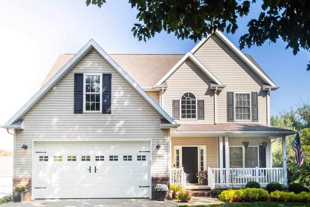 522 W Pargrave Place, Bloomington, IN 47403 (MLS #202144764) :: JM Realty Associates, Inc.