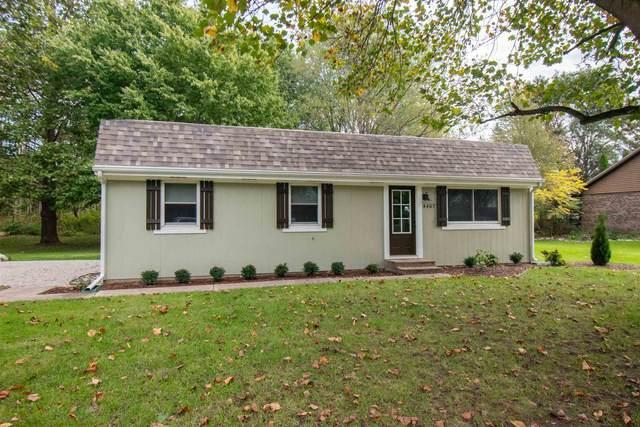 4407 Lake Villa Drive, West Lafayette, IN 47906 (MLS #202144838) :: The Romanski Group - Keller Williams Realty
