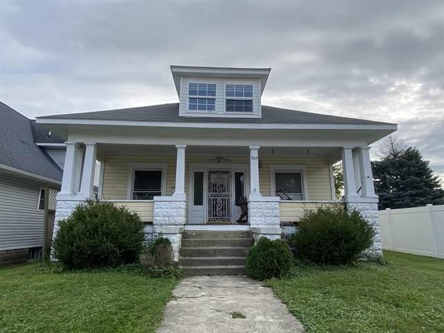 905 W Elm Street, Kokomo, IN 46901 (MLS #202144912) :: The Romanski Group - Keller Williams Realty